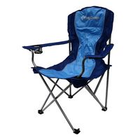 Кресло складное KingCamp Arms Chair (цвет: синий)