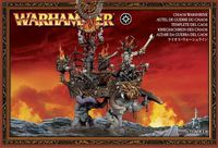 """Набор миниатюр """"Warhammer FB. Finecast: Warriors of Chaos Warshrine"""" (83-17)"""