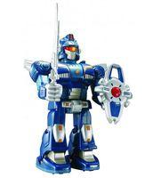 """Робот """"Синий воин"""" (со световыми эффектами)"""