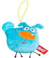 """Мягкая игрушка-брелок """"Пес Лаки"""" (8,5 см)"""