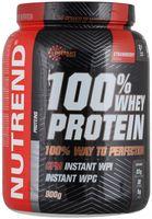 """Протеин """"100% Whey Protein"""" (900 г; клубника)"""