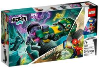 """LEGO Hidden Side """"Сверхъестественная гоночная машина"""""""