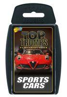 Козырные карты: Спортивные автомобили