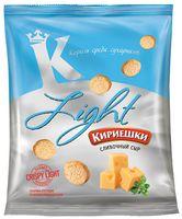 """Сухарики """"Light. Сливочный сыр"""" (33 г)"""