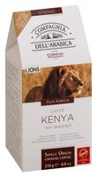 "Кофе молотый ""Compagnia Dell Arabica. Кения"" (250 г)"