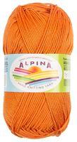 """Пряжа """"ALPINA. Anabel №1039"""" (50 г; 120 м; оранжевый)"""