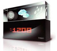 """Погодная станция, часы Oregon Scientific BA900 """"Кристалл"""""""