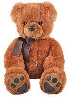 """Мягкая игрушка """"Медведь темно-коричневый"""" (50 см)"""