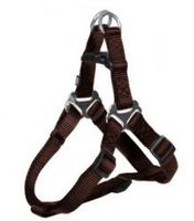 "Шлея ""Premium Harness"" (размер M; 50-65 см; коричневый)"