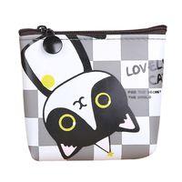 """Кошелек """"Lovely Cat"""" (бело-серый)"""