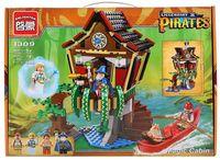 """Конструктор """"Legendary Pirates. Дом волшебника"""" (506 деталей)"""