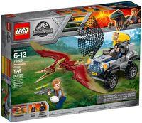"""LEGO Jurassic World """"Погоня за птеранодоном"""""""