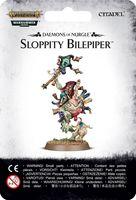 Warhammer Age of Sigmar. Daemons of Nurgle. Sloppity Bilepiper (83-44)