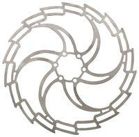 """Тормозной диск велосипедный """"DB-05D"""" (160 мм; белый)"""