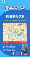 Firenze: Pianta stradale e turistica