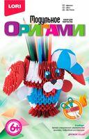 """Оригами модульное """"Дружок"""""""