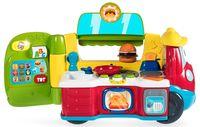 """Развивающая игрушка """"Говорящий фургон-кухня"""""""