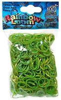 """Набор резиночек для плетения """"Rainbow Loom. Средневековье. Лайм"""""""