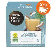 "Кофе капсульный ""Nescafe. Dolce Gusto. Coconut Flat White"" (12 шт.)"