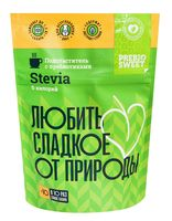 "Заменитель сахара ""PrebioSweeеt. Stevia"" (150 г)"