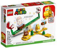 "LEGO Super Mario ""Мощная атака. Растения-пираньи"" (дополнение)"