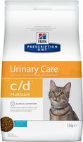 """Корм сухой для кошек """"Urinary Care. Multicare"""" (1,5 кг; океаническая рыба)"""