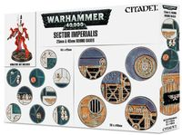 Warhammer 40.000. Sector Imperialis Bases (66-92)