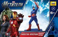 """Сборная модель """"Мстители. Капитан Америка"""" (Marvel)"""