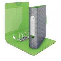 """Папка-регистратор """"RetroChic"""" (А4; 60 мм; цвет: серый/зеленый)"""