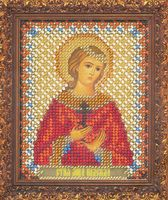 """Вышивка бисером """"Икона Святой мученицы Надежды Римской"""""""