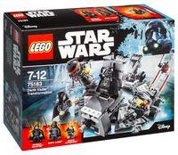 """LEGO Star Wars """"Превращение в Дарта Вейдера"""""""
