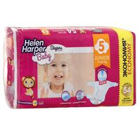 "Подгузники ""Helen Harper Baby Junior"" (11-25 кг, 54 шт.)"