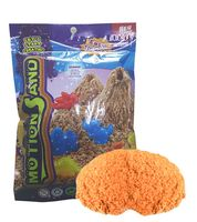 """Кинетический песок """"Motion Sand"""" (оранжевый; 0,5 кг)"""