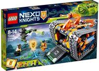 "LEGO Nexo Knights ""Мобильный арсенал Акселя"""