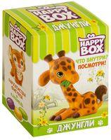 """Карамель с игрушкой """"Happy Box. Джунгли"""" (18 г)"""