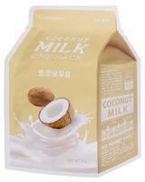 "Тканевая маска для лица ""Coconut Milk"" (21 г)"