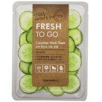 """Тканевая маска для лица """"Fresh To Go Cucumber Mask Sheet"""" (20 г)"""