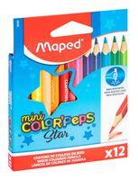 "Набор карандашей цветных ""Mini Color Peps"" (12 цветов)"