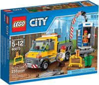 """LEGO City """"Машина техобслуживания"""""""
