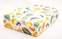 "Подарочная коробка ""Feathers"" (16,5х20х5 см)"