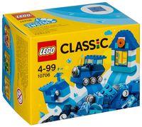 """LEGO Classic """"Синий набор для творчества"""""""