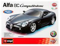 """Модель машины """"Bburago. Alfa 8C Competizione"""" (масштаб: 1/32; арт. 18-45114)"""