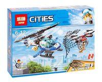 """Конструктор Cities """"Воздушная полиция: погоня дронов"""""""