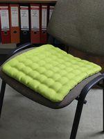 """Подушка на стул """"Ecology"""" (40х40 см; фисташковая)"""