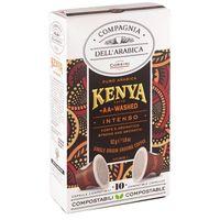 """Кофе капсульный """"Compagnia Dell Arabica. Kenya"""" (10 шт.)"""