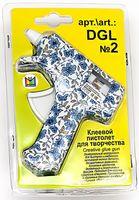 Клеевой пистолет для творчества (арт. DGL 02)