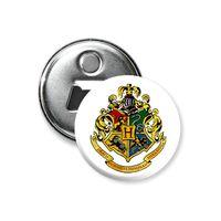 "Открывалка-магнит ""Гарри Поттер. Хогвартс"" (арт. 397)"