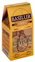 """Чай черный листовой """"Basilur. Gold"""" (100 г)"""