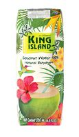"Вода кокосовая ""King Island"" (250 мл)"