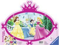 """Пазл """"Самая красивая принцесса"""" (25 элементов)"""
